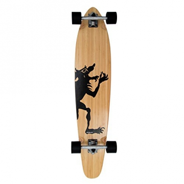 Apollo Longboard, Hawaiian Wulff Kicktail, 106.7 cm x 22.9cm