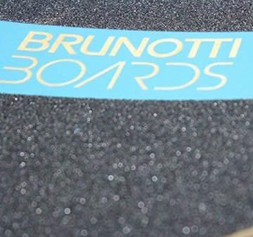 Brunotti Bob Longboard Twin Tip drop through Blue + Fantic26 Skatetool