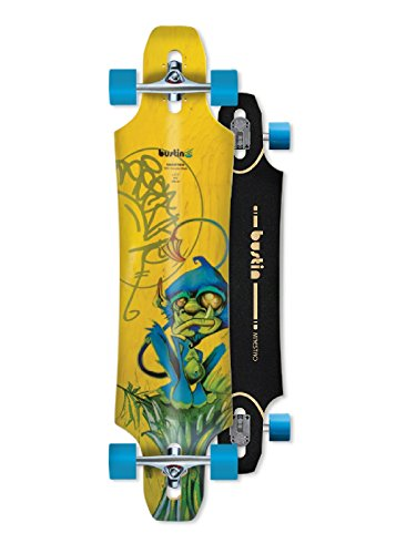 Bustin Longboards Maestro 38 Monkey Graphic, 1211000344 - 1