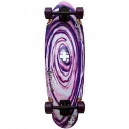 Earthship Longboard New Toy, multicolor, 30'' x 9.375'', 105ES020 - 1