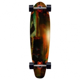 Earthship Longboard Surf Collage 39 Zoll, 105ES003 - 1