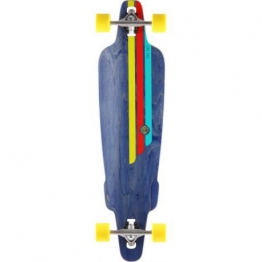 Flying Wheels Longboard Navy-Rig 38,5, Zoll - 1