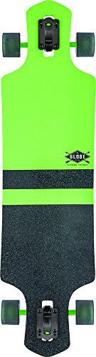Globe Longboard Geminon, Fluoro Green/Black, One size, 10525138 - 1