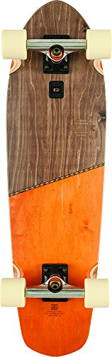 Globe Skateboard Big Blazer, Brown/Orange, One size, 10525195