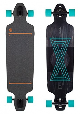 GoldCoast Longboard Infinitas Drop-through, One Size, COM-INFN - 1