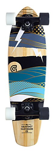 GoldCoast Longboard Salvo, One Size, COM-SALVO - 1