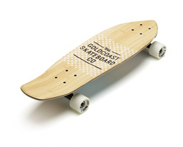 GoldCoast Longboard Salvo, One Size, COM-SALVO