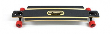 Hammond Longboard B-40 Twin Tip Drop Through Skateboard