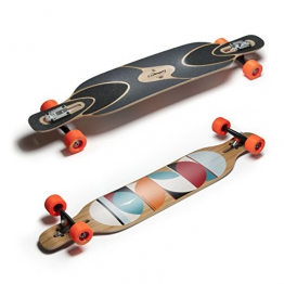 Loaded 2015 Dervish Sama Longboard Complete (Flex 1: 170-250+lbs / 75-114+kg) - 1