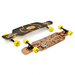 "Loaded Boards Tan Tien 39"" Flex 1 Complete - 1"
