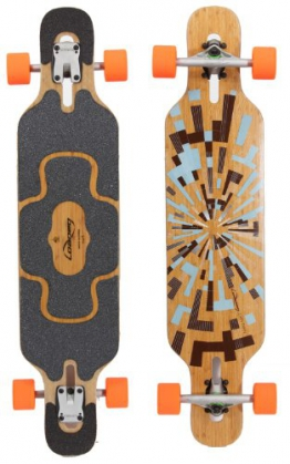 "Loaded Boards Tan Tien 39"" Flex 2 Complete - 1"