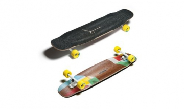 """Loaded Boards Tesseract 39"""" Complete - 1"""