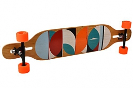 Loaded Dervish Sama Bamboo Flex 2 Komplett Longboard - 1