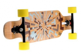 Loaded Tan Tien Bamboo Flex 2 Komplett Longboard - 1