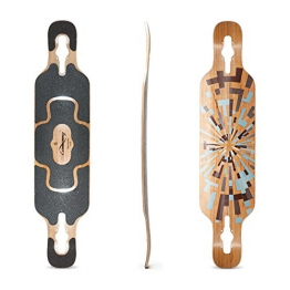 Loaded Tan Tien Flex 2 Longboard - Deck only Flex2: 55kg - 95kg - 1