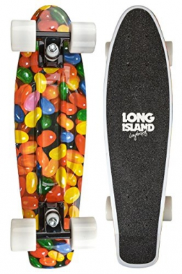 "Long Island Buddy Vinyl Cruiser 22.5"" - candy griptape - 1"