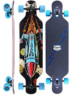 "Long Island Longboard Atlas Rocket 9.94"" x 41"" - 1"