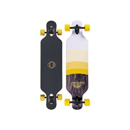 "Long Island Longboard MB111-Degrade Drop Through Twin Tip 9,94""x40,86"" - 1"