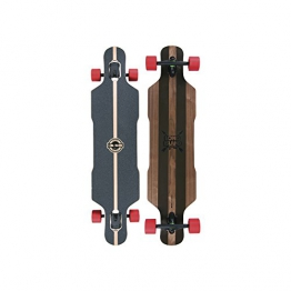 "Long Island Longboard MB116-Liam Drop Through Twin Tip 10""x41,68"" - 1"