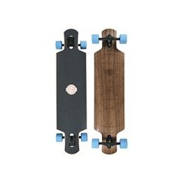 "Long Island Longboard MB125-Cosmic Drop Through Twin Tip 9,72""x40.37"" - 1"