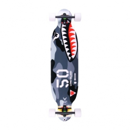 Long Island Longboards War Komplett - white - 1
