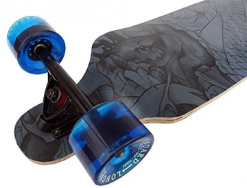Longboard 41 INCH DropDown ABEC-9 Kugellager NEU von Selltex