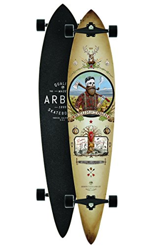 "Longboard Complete Arbor Timeless GT 10"" Complete - 1"