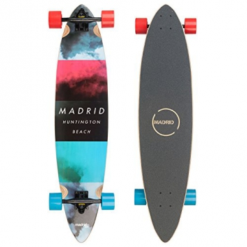 Madrid Longboard | Cloud Blunt 38 - 1