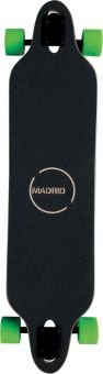 Madrid Script DT Basic Komplett Longboard (Drop Through) 2015