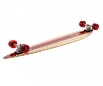 Mindless Hunter III Longboard, Red