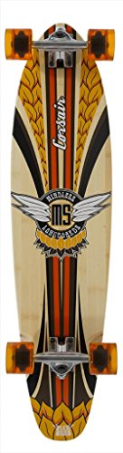Mindless Longboard Corsair II 2013 (Orange) - 1