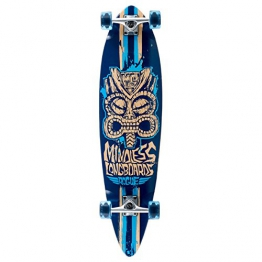 Mindless Longboard Tribal Rogue II (Blue / Blue) - 1