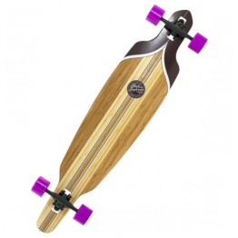 MINDLESS MAVERICK DT III Longboard 2015 brown - 1