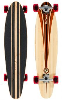 Mindless Raider III Longboard, Brown - 34 inch - 1
