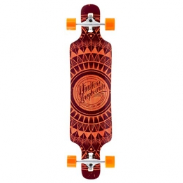 Mindless Sanke Drop Through II Longboard - 39 inch - 1
