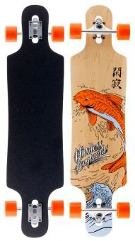 Mindless Sanke Drop Through Longboard - 39 inch - 1