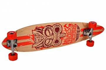 "Mindless Tribal Rogue 9.75"" x 38"" Komplett Longboard - 1"