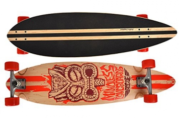 Mindless Tribal Rogue 9.75″ x 38″ Komplett Longboard