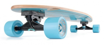 Osprey Longboard Rounded Pintail Cruiser, helix, TY5254