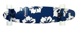 Paradise Complete Longboard Kicktail The Mallows 40.0 x 9.0 - 1