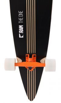 RAM CC 3.0 THE ONE LTD Longboard 2015 black