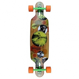 Riviera Evolution Drop Through - Longboard - 1