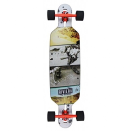 Riviera Venture Drop Through Longboard - 1