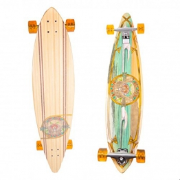 Sector 9 G-Land Complete Skateboard 44.0 x 9.75 assorted - 1