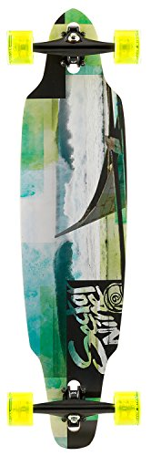 Sector 9 Longboard Drifter 15 Complete, One size, CF144C