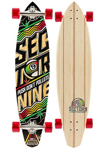Sector 9 Longboard Rhythm Complete, One size, BBF149 - 1