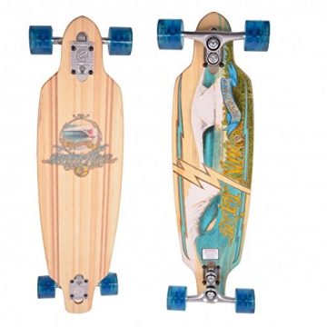 Sector 9 Longboard Shoots Complete, One size, BBF144