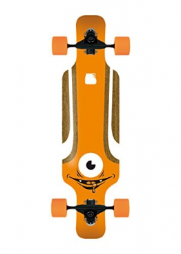 Solid Kid Eye Longboard, Orange, 1201000091 - 1