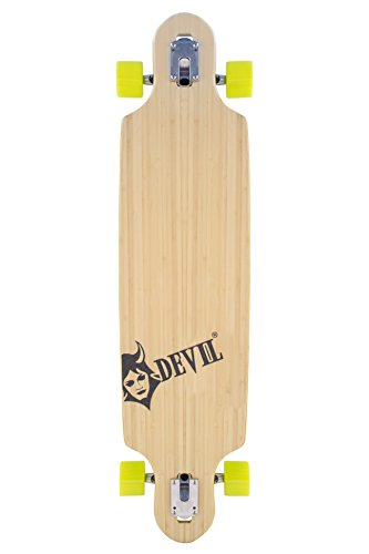 Streetdevil 100% Bambus Downhill Dropthrough