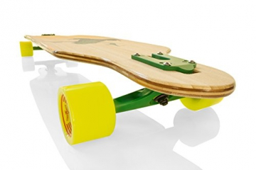 "Streetdevil Downhill Dropthrough Carving/Freeride Longboard/Skateboard ""Frog"""